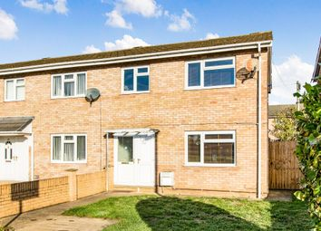 Thumbnail 3 bed end terrace house for sale in Mountbatten Avenue, Stamford