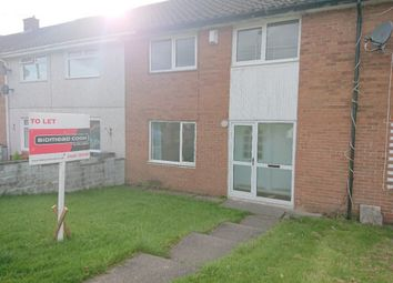 Thumbnail 3 bed terraced house to rent in Hawthorn Avenue, Gurnos