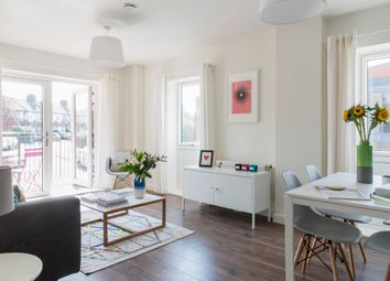 Thumbnail 1 bed flat for sale in Coral Court, Telford Road, London