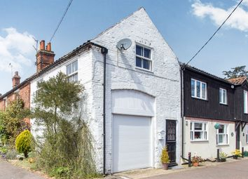 Thumbnail 4 bedroom end terrace house for sale in Pit Lane, Swaffham