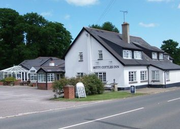 Thumbnail Leisure/hospitality for sale in Graddon Cross, Okehampton