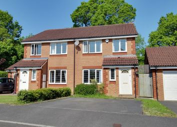 Thumbnail 3 bed semi-detached house for sale in The Smithy, Tadley, Hampshire