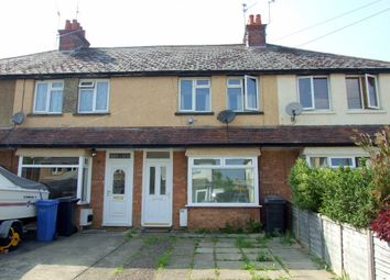 Thumbnail 2 bedroom terraced house for sale in Benmoor Road, Upton, Poole