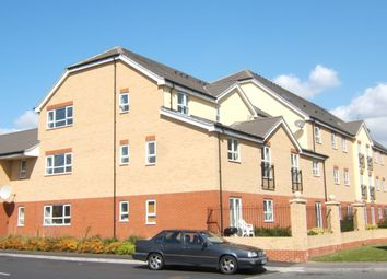 Thumbnail 2 bed flat to rent in Phoenix Court, Chertsey Road, Feltham