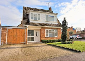 Thumbnail 3 bed detached house for sale in Foxholes Road, Chelmsford