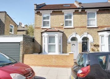 Thumbnail 3 bed flat for sale in Kemeys Street, London