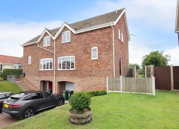 Thumbnail 3 bed town house for sale in Main Road, Filby, Great Yarmouth