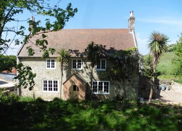 Thumbnail 5 bedroom detached house for sale in St. Johns Road, Wroxall, Ventnor, Isle Of Wight