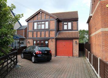 Thumbnail 5 bed detached house for sale in Fronks Road, Dovercourt, Harwich