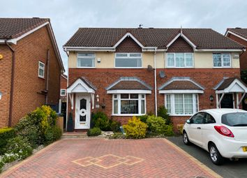 Thumbnail 3 bed semi-detached house for sale in Wadebridge Road, Fazakerley, Liverpool
