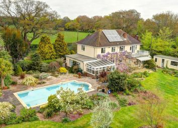 Thumbnail 4 bed detached house for sale in Lyminster Road, Lyminster, Littlehampton