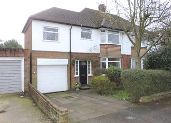 Thumbnail 4 bedroom semi-detached house for sale in Avebury Avenue, Luton