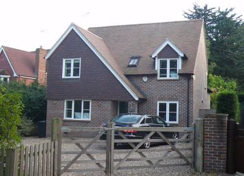 Thumbnail 5 bed detached house to rent in Peppard Lane, Henley-On-Thames