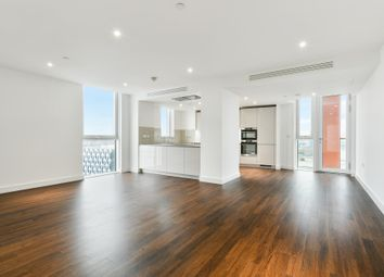Thumbnail 3 bed flat to rent in Haydn Tower, Nine Elms Point, Vauxhall