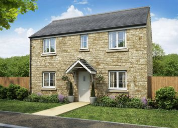 "Thumbnail 3 bed detached house for sale in ""The Clayton"" at Shrivenham Road, Highworth, Swindon"