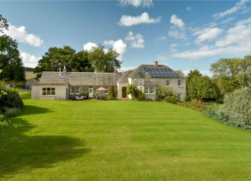 Thumbnail 5 bed detached house for sale in Hilltown Of Mause, Blairgowrie, Perthshire