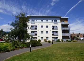 Thumbnail 1 bed flat for sale in Plover House, 1 Broomhill Way, Poole