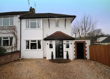 Thumbnail 4 bed semi-detached house for sale in Shelvers Spur, Tadworth