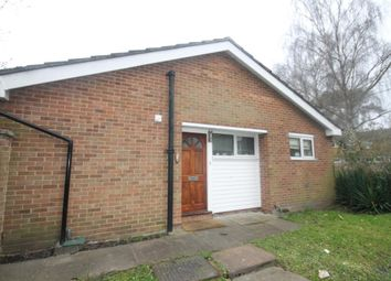 Thumbnail 1 bed detached bungalow to rent in Holly Close, Englefield Green, Surrey