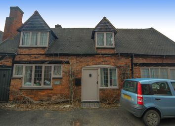 Thumbnail 2 bed cottage for sale in Victoria Street, Yoxall, Burton-On-Trent