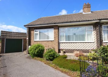 Thumbnail 2 bed semi-detached bungalow for sale in Southgate, Scarborough