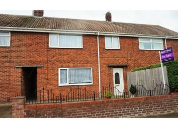 Thumbnail 3 bed terraced house for sale in King Oswy Drive, Hartlepool