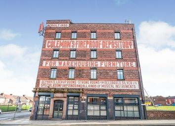Thumbnail Studio to rent in Park Road, Liverpool