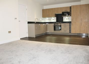 Thumbnail 1 bed flat to rent in Old Dickens Heath Road, Dickens Heath, Shirley, Solihull