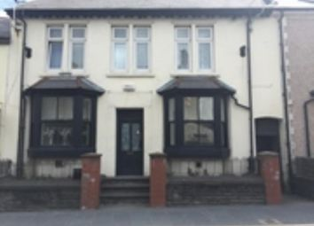 Thumbnail 1 bed terraced house to rent in 8B Ceridwen Terrace, Pontypridd, Rct, Wales