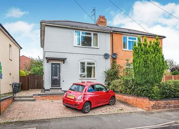 Thumbnail 2 bedroom semi-detached house for sale in Broad Street, Sidemoor, Bromsgrove