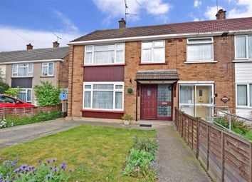 Thumbnail 3 bed semi-detached house for sale in Sheppey Close, Erith, Kent