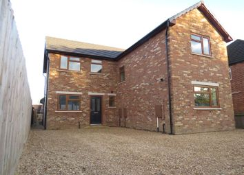 Thumbnail 1 bed semi-detached house for sale in Eye Road, Peterborough