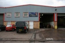 Thumbnail Industrial for sale in Lichfield Road Industrial Estate, Tamworth