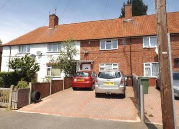 Thumbnail 3 bed terraced house for sale in Audley Drive, Beeston, Nottingham