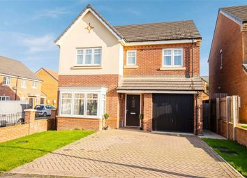Thumbnail 4 bed detached house for sale in Aberford Drive, Houghton Le Spring, Tyne And Wear