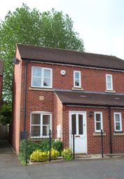 Thumbnail 2 bed semi-detached house to rent in Brendan Close, Coleshill, West Midlands