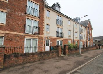 Thumbnail 2 bed flat for sale in Tregwilym Road, Rogerstone, Newport