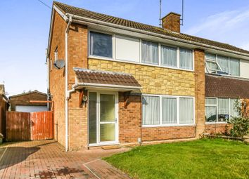 Thumbnail 3 bed semi-detached house for sale in Duchy Close, Higham Ferrers, Rushden
