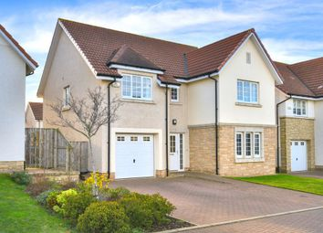 Thumbnail 5 bed detached house for sale in 12 North Platt Crescent, Ratho, Newbridge