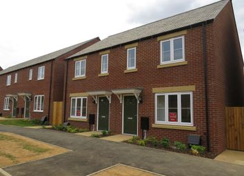 Thumbnail 2 bed semi-detached house for sale in Longford Park Road, Bodicote, Banbury
