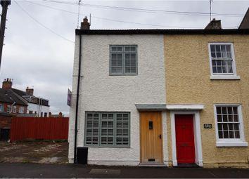 Thumbnail 1 bed semi-detached house for sale in Clapgun Street, Castle Donington