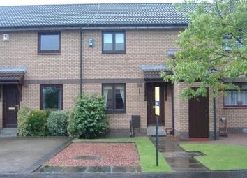 Thumbnail 1 bed terraced house for sale in Fisher Drive, Paisley, Renfrewshire