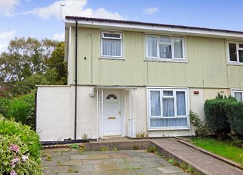 Thumbnail 3 bedroom semi-detached house to rent in Clare Avenue, Newcastle-Under-Lyme