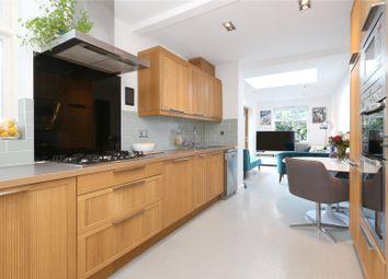 Aubert Park, Highbury, London N5. 3 bed maisonette for sale