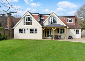 Thumbnail 5 bed detached house for sale in Rowly Drive, Cranleigh