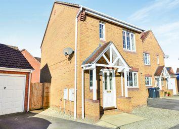 Thumbnail 3 bed semi-detached house for sale in Cornbrash Rise, Hilperton, Trowbridge