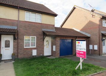 Thumbnail 2 bed semi-detached house for sale in Greenacres, Barry