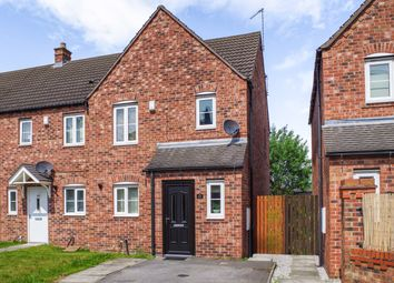 Thumbnail 3 bed end terrace house for sale in Fitzhubert Road, Sheffield