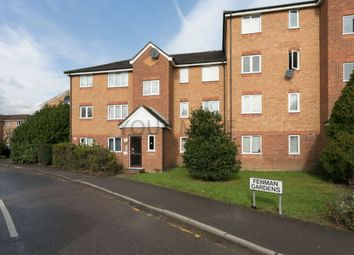Thumbnail 1 bed flat for sale in Fenman Gardens, Goodmayes, Ilford