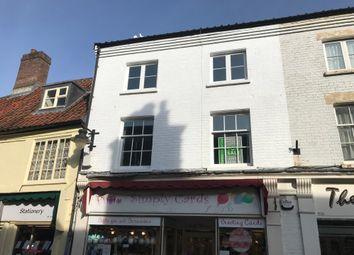 Thumbnail 2 bed flat for sale in Back Lane, Wymondham